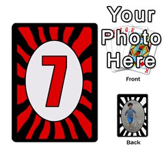 My Card Game Part 2 By Carmensita   Playing Cards 54 Designs   Thgn31exccsm   Www Artscow Com Front - Diamond2