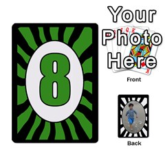 My Card Game Part 2 By Carmensita   Playing Cards 54 Designs   Thgn31exccsm   Www Artscow Com Front - Diamond5