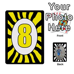My Card Game Part 2 By Carmensita   Playing Cards 54 Designs   Thgn31exccsm   Www Artscow Com Front - Diamond7