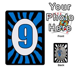 My Card Game Part 2 By Carmensita   Playing Cards 54 Designs   Thgn31exccsm   Www Artscow Com Front - Diamond8