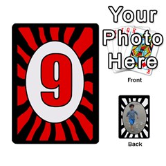 My Card Game Part 2 By Carmensita   Playing Cards 54 Designs   Thgn31exccsm   Www Artscow Com Front - Diamond10
