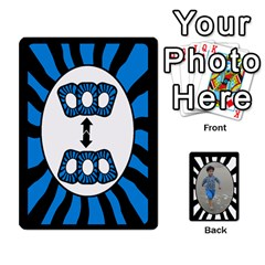 My Card Game Part 2 By Carmensita   Playing Cards 54 Designs   Thgn31exccsm   Www Artscow Com Front - Club3