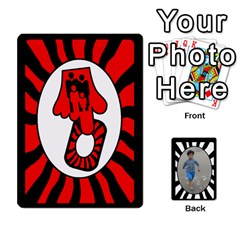 My Card Game Part 2 By Carmensita   Playing Cards 54 Designs   Thgn31exccsm   Www Artscow Com Front - Club9
