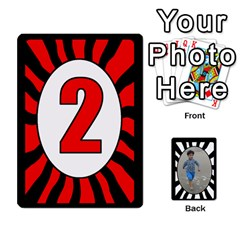 My Card Game Part 2 By Carmensita   Playing Cards 54 Designs   Thgn31exccsm   Www Artscow Com Front - Spade8