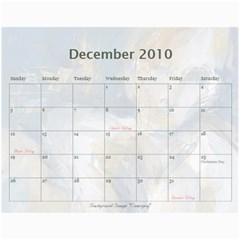 Sharimac Calendar By Alana   Wall Calendar 11  X 8 5  (12 Months)   9w4kgvhdibnx   Www Artscow Com Dec 2010