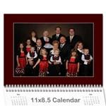 Gibson s - Wall Calendar 11  x 8.5  (12-Months)