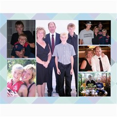 Family Calendar By Kelsey   Wall Calendar 11  X 8 5  (12 Months)   9q86itnjsnrv   Www Artscow Com Month
