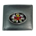 Oval-Black-Mind_-Body-and-Soul-Tattoo-Belt-Buckle Wallet