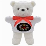 Oval-Black-Mind_-Body-and-Soul-Tattoo-Belt-Buckle Teddy Bear