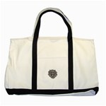 LARK60 Two Tone Tote Bag