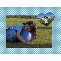 Girls By Scott   Wall Calendar 11  X 8 5  (12 Months)   H0c75tfb3oyr   Www Artscow Com Month