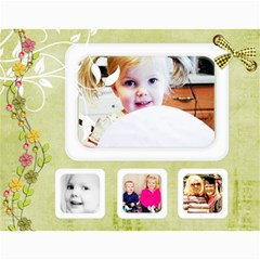 Momcalender By Blair Hill   Wall Calendar 11  X 8 5  (12 Months)   Hapaa89kbric   Www Artscow Com Month