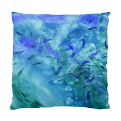 Ocean Ballet By Alana   Standard Cushion Case (two Sides)   309zn4jl2xqc   Www Artscow Com Front