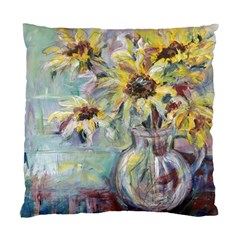 Caitlin s Bouquet By Alana   Standard Cushion Case (two Sides)   5t3mgshcmjeg   Www Artscow Com Front