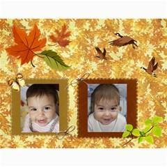 Kalendar1 By Snezhana Angelova   Wall Calendar 11  X 8 5  (12 Months)   Y6c8umg81tn9   Www Artscow Com Month
