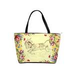 Leaping donkey Classic Shoulder Handbag