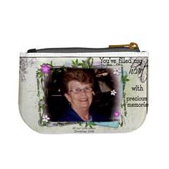 For Mom By Donna Davies   Mini Coin Purse   3211p7qdr77y   Www Artscow Com Back