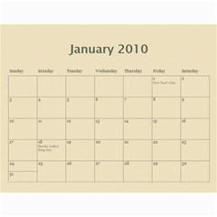 Abraxas 06 09 People Calendar 2010 By Karl Bralich   Wall Calendar 11  X 8 5  (12 Months)   T33weli9jyao   Www Artscow Com Jan 2010