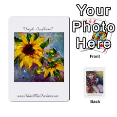 Shari s Portable Portfolio By Alana   Playing Cards 54 Designs   Lkam5xpuc708   Www Artscow Com Front - Spade4