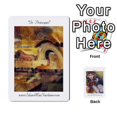 Shari s Portable Portfolio By Alana   Playing Cards 54 Designs   Lkam5xpuc708   Www Artscow Com Front - Heart9