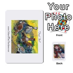 Ace Shari s Portable Portfolio By Alana   Playing Cards 54 Designs   Lkam5xpuc708   Www Artscow Com Front - HeartA