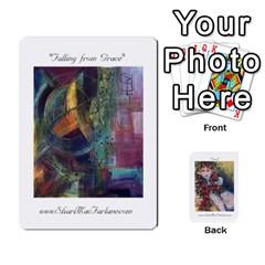 Jack Shari s Portable Portfolio By Alana   Playing Cards 54 Designs   Lkam5xpuc708   Www Artscow Com Front - DiamondJ