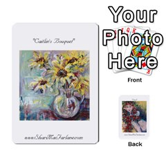 Shari s Portable Portfolio By Alana   Playing Cards 54 Designs   Lkam5xpuc708   Www Artscow Com Front - Spade6
