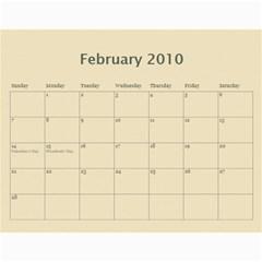 Abraxas 09 People Calendar 2010 By Karl Bralich   Wall Calendar 11  X 8 5  (12 Months)   Tb0zxzjcu2in   Www Artscow Com Feb 2010