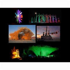 Burning Man Art And Cars 2010 By Karl Bralich   Wall Calendar 11  X 8 5  (12 Months)   Oqpucbd6d14z   Www Artscow Com Month