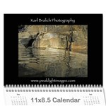Calendar Yosemite and more  2010 12 month - Wall Calendar 11  x 8.5  (12-Months)