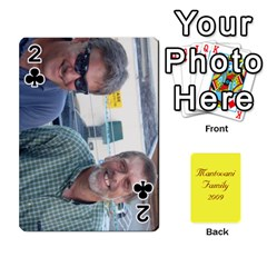 Mamma222 By Jennifer Dunn   Playing Cards 54 Designs   Emrjsv87vpjt   Www Artscow Com Front - Club2