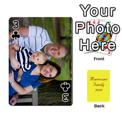 Mamma222 By Jennifer Dunn   Playing Cards 54 Designs   Emrjsv87vpjt   Www Artscow Com Front - Club3