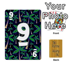 Tiki Rummy By Steve   Playing Cards 54 Designs   78c2gend14a3   Www Artscow Com Front - Heart9