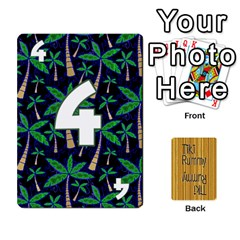 Tiki Rummy By Steve   Playing Cards 54 Designs   78c2gend14a3   Www Artscow Com Front - Club3