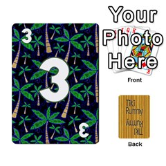Tiki Rummy By Steve   Playing Cards 54 Designs   78c2gend14a3   Www Artscow Com Front - Club7