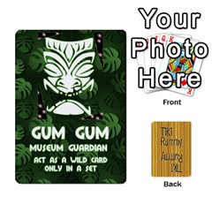 Tiki Rummy By Steve   Playing Cards 54 Designs   78c2gend14a3   Www Artscow Com Front - Spade7
