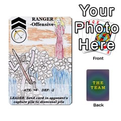 Jack The Team Cards By Tyler Sandersfeld   Playing Cards 54 Designs   Zg1b5r1v9sq5   Www Artscow Com Front - SpadeJ