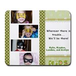 kids mouse pad - Collage Mousepad