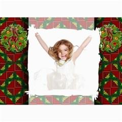 Christmas Photo Card By Wood Johnson   5  X 7  Photo Cards   5dvc8ny52y1n   Www Artscow Com 7 x5 Photo Card - 9