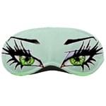 sleeping mask green eyes 09