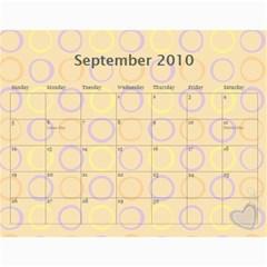 Mom s Calendar 2010 By Mary   Wall Calendar 11  X 8 5  (12 Months)   Gj4pf73yzufg   Www Artscow Com Sep 2010