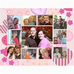 Mary s Calendar 2010 By Mary   Wall Calendar 11  X 8 5  (12 Months)   9akydngszmzz   Www Artscow Com Month