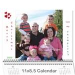 Robert s Calendar 2010 - Wall Calendar 11  x 8.5  (12-Months)