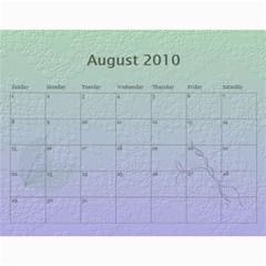 Calendar 2009 By Dhana   Wall Calendar 11  X 8 5  (12 Months)   Vlvqlxu6tn8k   Www Artscow Com Aug 2010