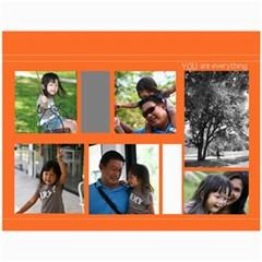 Calendar 2010 By Pangrutai   Wall Calendar 11  X 8 5  (12 Months)   Hqy2vcnt276o   Www Artscow Com Month