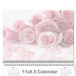 DanielchenkoCalendar - Wall Calendar 11  x 8.5  (12-Months)