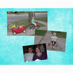 Calendar 2010 By Tricia Henry   Wall Calendar 11  X 8 5  (12 Months)   Zwmnf11kl93g   Www Artscow Com Month