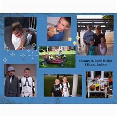 2010 Sandy Family Calendar By Jill Coston   Wall Calendar 11  X 8 5  (12 Months)   8wgvftlcbpyy   Www Artscow Com Month