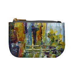 River Bend By Alana   Mini Coin Purse   Rmezhgmhfasi   Www Artscow Com Front