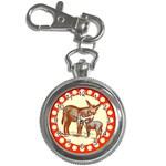 Donkey 9 Key Chain Watch